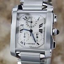 Cartier Tank Francaise 2303 Swiss Precision Men's Quartz...