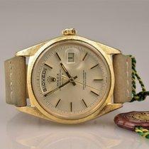 Rolex DAY-DATE 1806 FLORENTINE FINISH / Linen - Textured - 1967