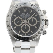 Rolex Daytona 16520 Watch with Stainless Steel Bracelet and...