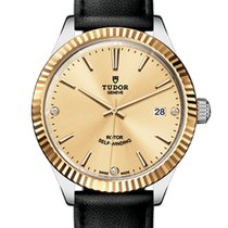 Tudor Gold/Steel 38mm Automatic 12513 new