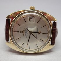 Omega Constellation Gold Shell Calibre 751 Watch Ref 168.017...