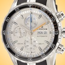 Edox Steel 45mm Automatic 01123 3ORCA ABUN new United States of America, Illinois, Northfield
