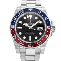 Rolex Watch GMT Master II 116719 BLRO