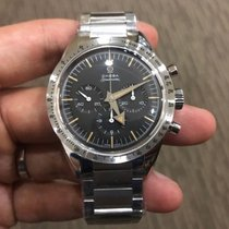 Omega Speedmaster Steel 38.6mm Black No numerals Singapore, Singapore