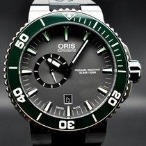 Oris Steel 46mm Automatic 01 743 7673 4137-07 4 26 34EB new