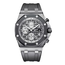 Audemars Piguet 26470IO.OO.A006CA.01 Titanium Royal Oak Offshore Chronograph 42mm