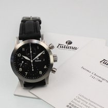 Tutima Steel 38.5mm Automatic 788-01 pre-owned