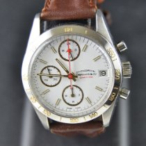 Eberhard & Co. Steel 36mm Automatic pre-owned