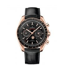 Omega Speedmaster Professional Moonwatch Moonphase 304.63.44.52.01.001 2019 nouveau