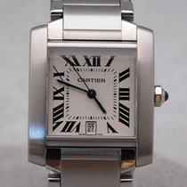 Cartier Tank Française 28mm White United States of America, Michigan, Warren