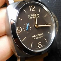 Panerai Luminor Marina 1950 3 Days Automatic Titanium 44mm Brown