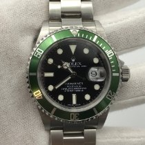 Rolex Submariner Date 16610V 2006 pre-owned