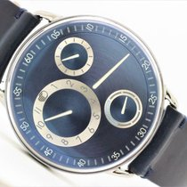 Ressence Steel 40mm Manual winding pre-owned United States of America, Texas, Frisco