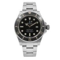 Rolex Sea-Dweller 4000 Steel 40mm Black United States of America, New York, New York