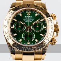 Rolex Or jaune 40mm Remontage automatique 116508 occasion