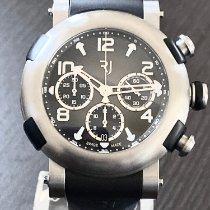 Romain Jerome Titanium Automatic Black Arabic numerals 45mm pre-owned