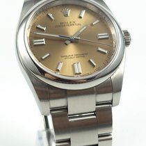 Rolex Oyster Perpetual 36 Acero 36mm Bronce Sin cifras