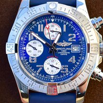 Breitling Avenger II Steel 43mm Black No numerals United States of America, Texas, Plano
