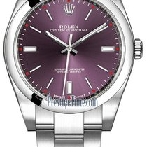 Rolex Steel 39mm Automatic Oyster Perpetual 39 new United States of America, New York, Airmont