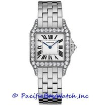 Cartier Santos Demoiselle new Quartz Watch with original box and original papers WF9004Y8