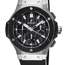 Hublot Big Bang 44 mm Steel 44mm Black United States of America, New York, Brooklyn