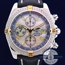 Breitling Chronomat Evolution Mother of Pearl Diamond Dial
