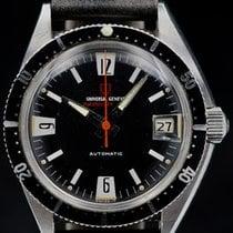 Universal Genève Rare 1966 Universal Geneve Polerouter Sub...