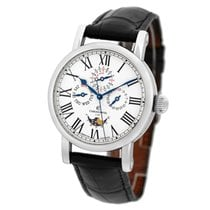 Chronoswiss Stainless Perpetual Calendar Moonphase  CH1723 Box...