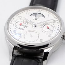IWC Portuguese Perpetual Calendar new 2014 Automatic Watch with original box and original papers IW502308