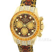 "Rolex Cosmograph Daytona Leopard Yellow Gold 40MM ""M Series"""