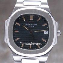 Patek Philippe Nautilus Ladies Vintage  Steel blue dial 33mm...