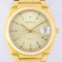 Rolex Datejust 16078 Nagyon jó Sárgaarany 40mm Kvarc