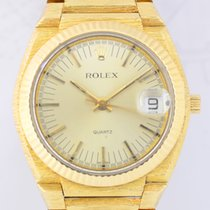 Rolex Datejust 16078 Very good Yellow gold 40mm Quartz