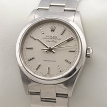 Rolex Air King Edelstahl Automatic Saphirglas Mint