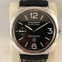 Panerai Radiomir Black Seal Logo Pam00380 / 45mm