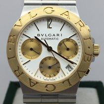 Bulgari DİAGONO CHRONOGRAPH 18K GOLD