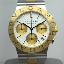 Bulgari Diagono CH 35 S pre-owned