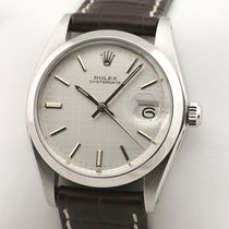 Rolex Steel 34mm Manual winding 6694 Linen pre-owned