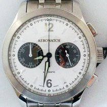 Aerowatch Steel 43mm Automatic A63907 AA02 M new