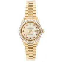 Rolex Lady-Datejust 69178 1990 pre-owned