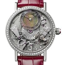 Breguet new Automatic 37mm White gold Sapphire crystal