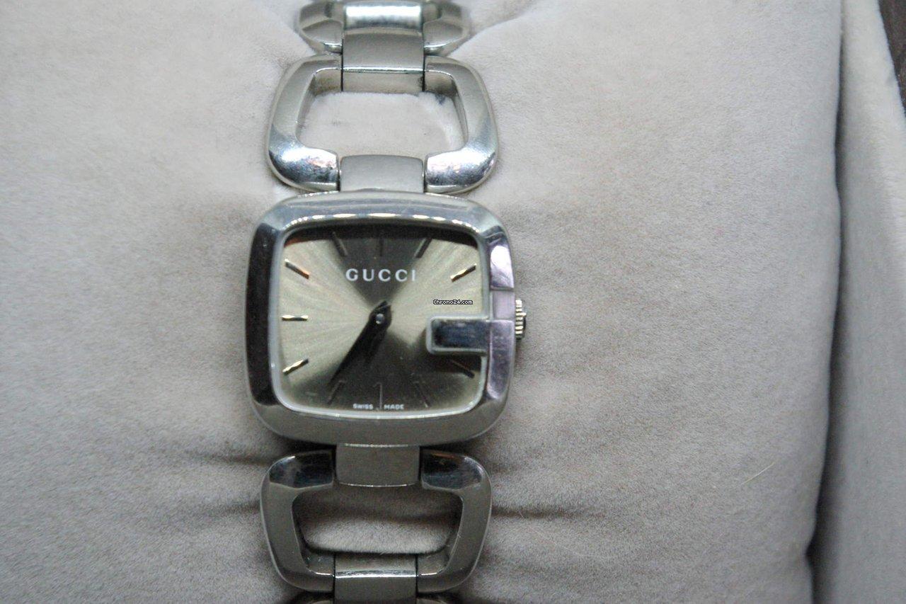 4c5e431b4f4ad2 Montre Gucci d occasion   Acheter Gucci d occasion pas cher - Chrono24