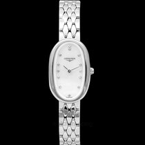 Longines Steel 18.90mm Quartz L23054876 new United States of America, California, San Mateo