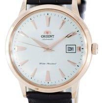 Orient (オリエント) バンビーノ ゴールド/スチール 40.5mm ホワイト