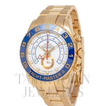 Rolex Yacht-Master II Yellow gold 44mm White United States of America, New York, Hartsdale