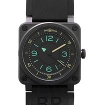 Bell & Ross BR 03-92 Ceramic BR0392-IDC-CE/SRB new