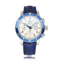 Fortis pre-owned Chronograph 44mm White 20 ATM