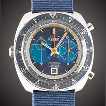 Kelek Steel 43mm Automatic Produced for Lancia Vintage pre-owned