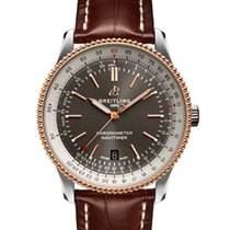 Breitling Navitimer Steel 41mm Grey