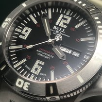 Ball Engineer Hydrocarbon Spacemaster Steel 42mm Black United States of America, Florida, Pompano Beach